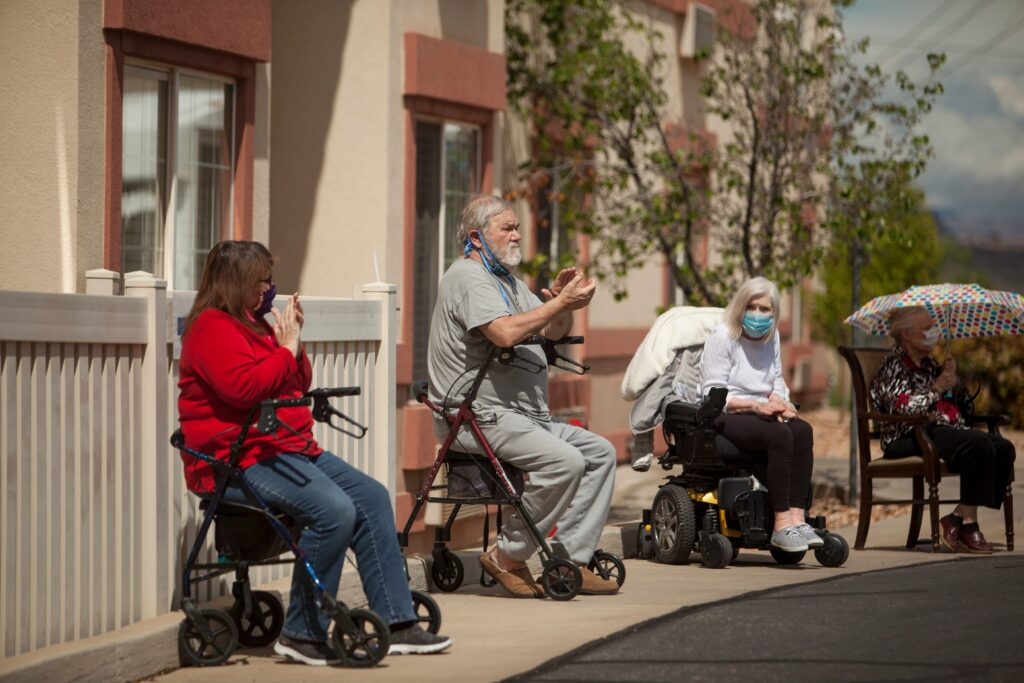 Homeless seniors in St. George speak out about housing affordability