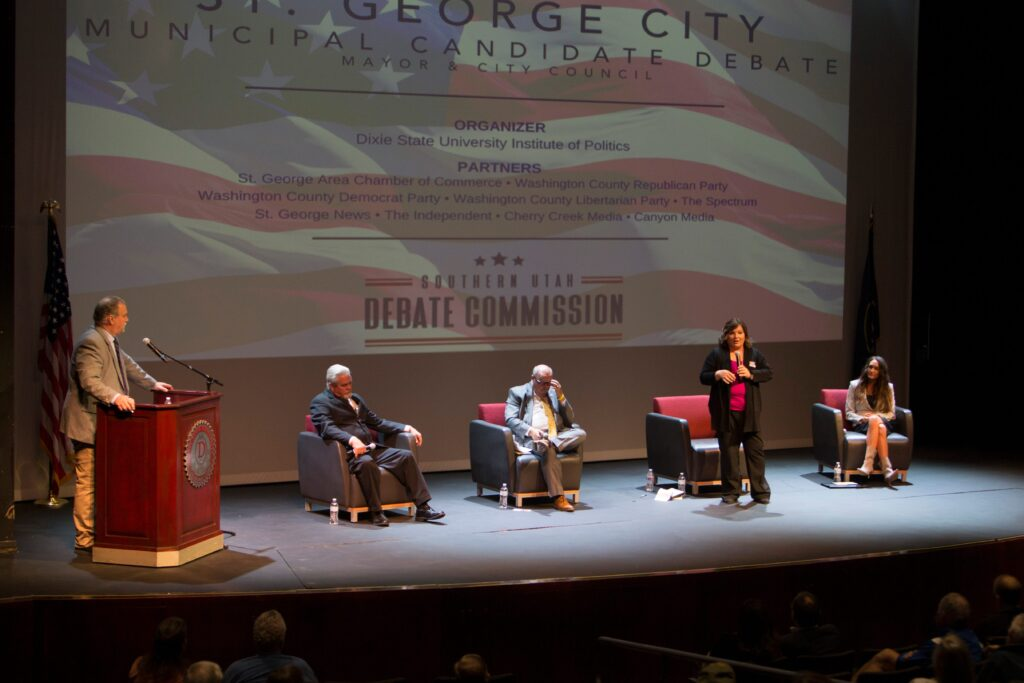 St. George City Council candidates discuss issues, including DSU, public safety, housing